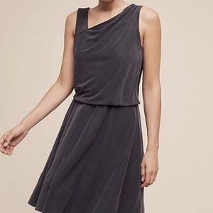 NWT Anthropologie Abbie Asymmetrical Dress Sz XSP